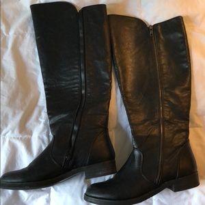 steve madden knee boots